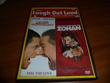 Anger Management/You Dont Mess with the Zohan (DVD, 2016) Used Adam Sandler