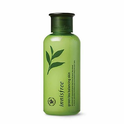 [ Innisfree ] Green Tea Balancing Skin Toner 200ml (6.76 Oz) / FREE SHIPPING