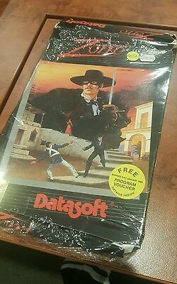 Zorro commodore 64 cassette version