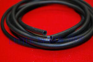 "1/8""ID 1/4"" OD 4*7 viton tubing,fuel return viton hose 100% biodiesel resistant"