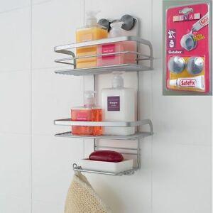 badablage duschablage badregal duschregal duschkorb ohne. Black Bedroom Furniture Sets. Home Design Ideas