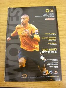 25082007 Wolverhampton Wanderers v Blackpool  Excellent Condition - Birmingham, United Kingdom - Returns accepted within 30 days after the item is delivered, if goods not as described. Buyer assumes responibilty for return proof of postage and costs. Most purchases from business sellers are protected by the Consumer Contr - Birmingham, United Kingdom