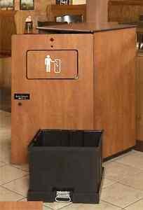 Image Is Loading Litter Rubbish Bin Symbol Mcdonalds Burger King Pizza