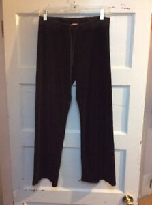 Women's Juicy Black Sweat Pants Size S Kw Activewear Bottoms Clothing, Shoes & Accessories