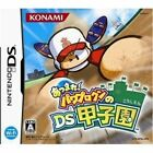 Atsumare Power Pro Kun No DS Koushien (Nintendo DS, 2006) - Japanese Version
