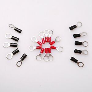 20pcs-2-color-Insulated-Ring-Crimp-Connector-Terminals-Electrical-Cable-Wiring