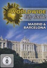 DVD * WORLDWIDE - City Guide - Madrid & Barcelona  # NEU OVP ~