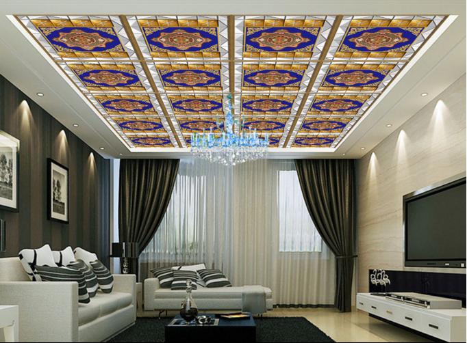 3D braun Pattern 828 Wall Paper Wall Print Decal Wall Deco AJ WALLPAPER Summer