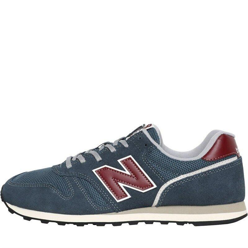 New Balance Mens 373 V2 Comfort Shoes Blue