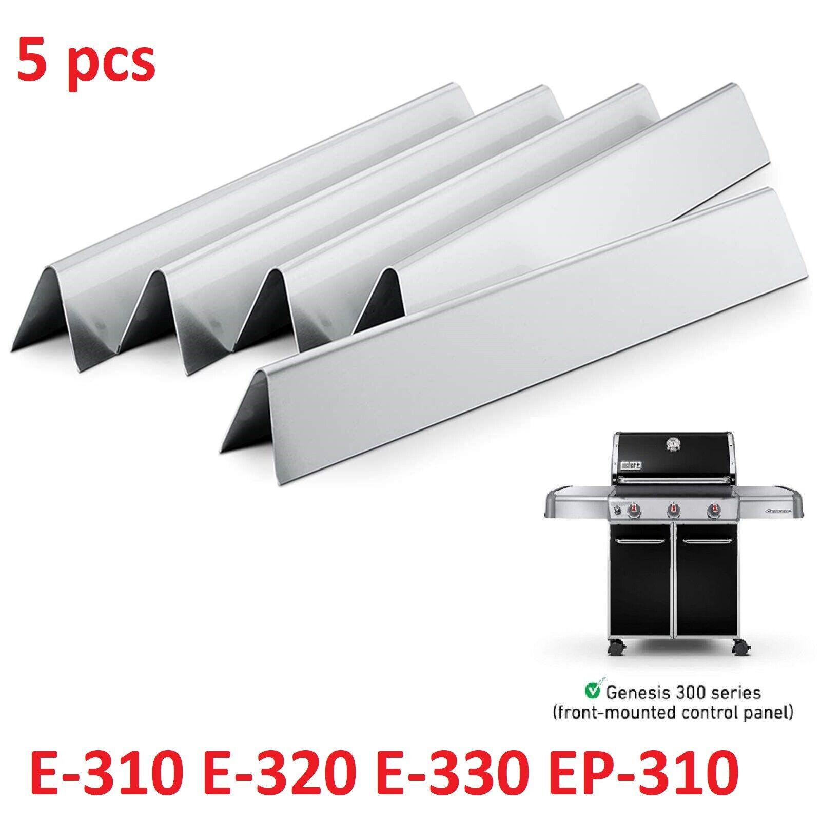 Weber Genesis S 330 Lp Gas Grill Stainless Steel For Sale Online Ebay