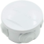 Autoly Junction Box Abs Plastic Dustproof Waterproof Ip65 White Box With Side Ho