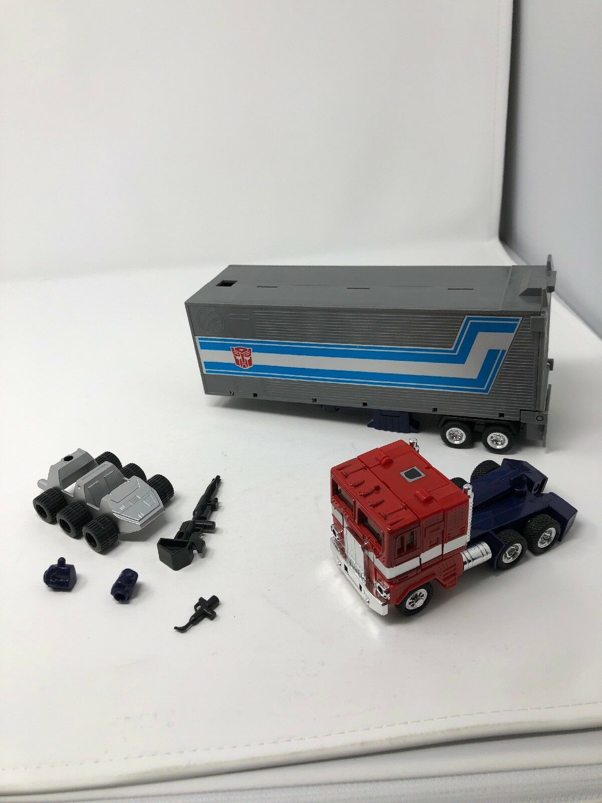 Transformers Optimus Prime Commemorative Series Reissue