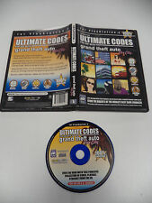 Action Replay Ultimate Codes: Grand Theft Auto Vice City (PlayStation PS2)