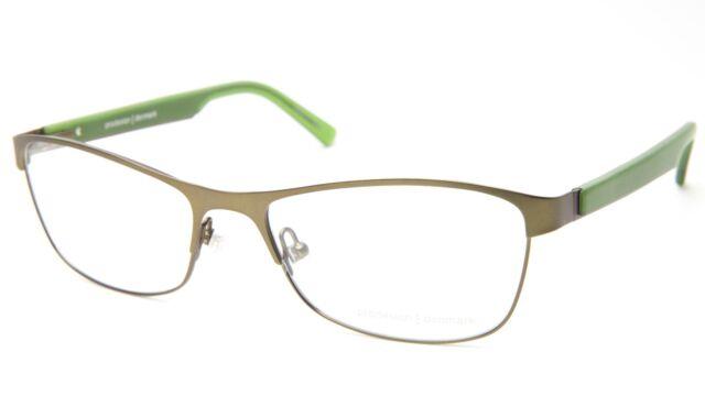 PRODESIGN Denmark 1278 C.9521 Green Eyeglasses Frame 55-17-135 LH ...