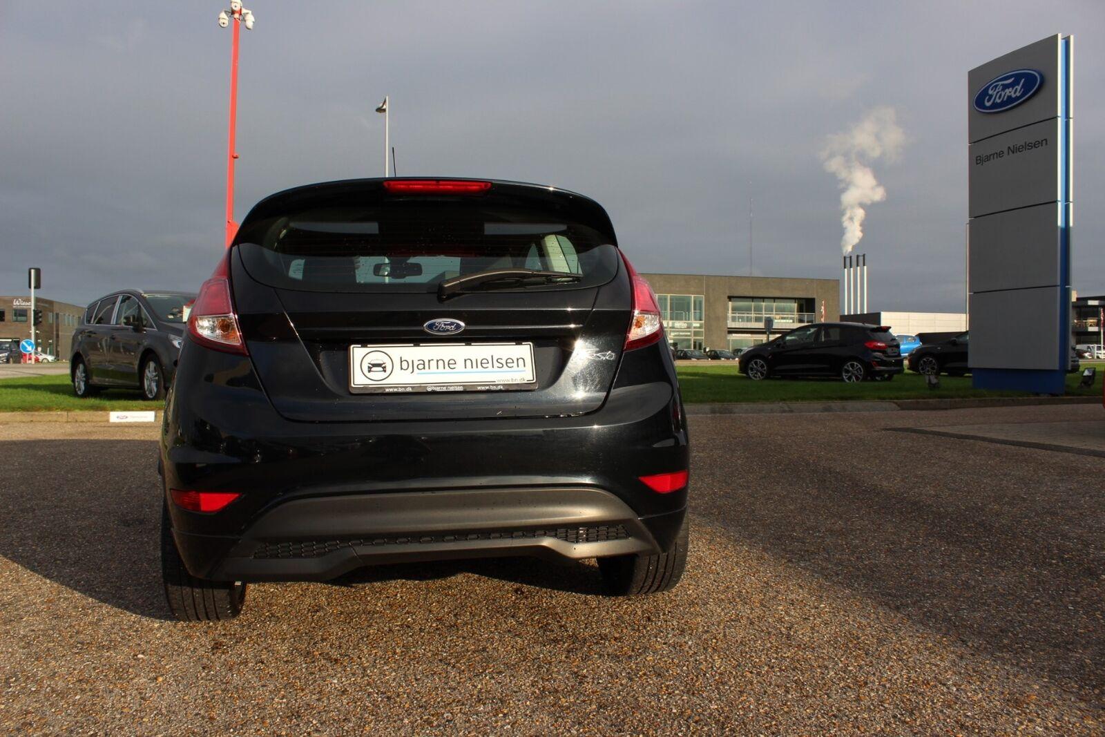 Ford Fiesta 1,0 SCTi 140 Black Edition - billede 5