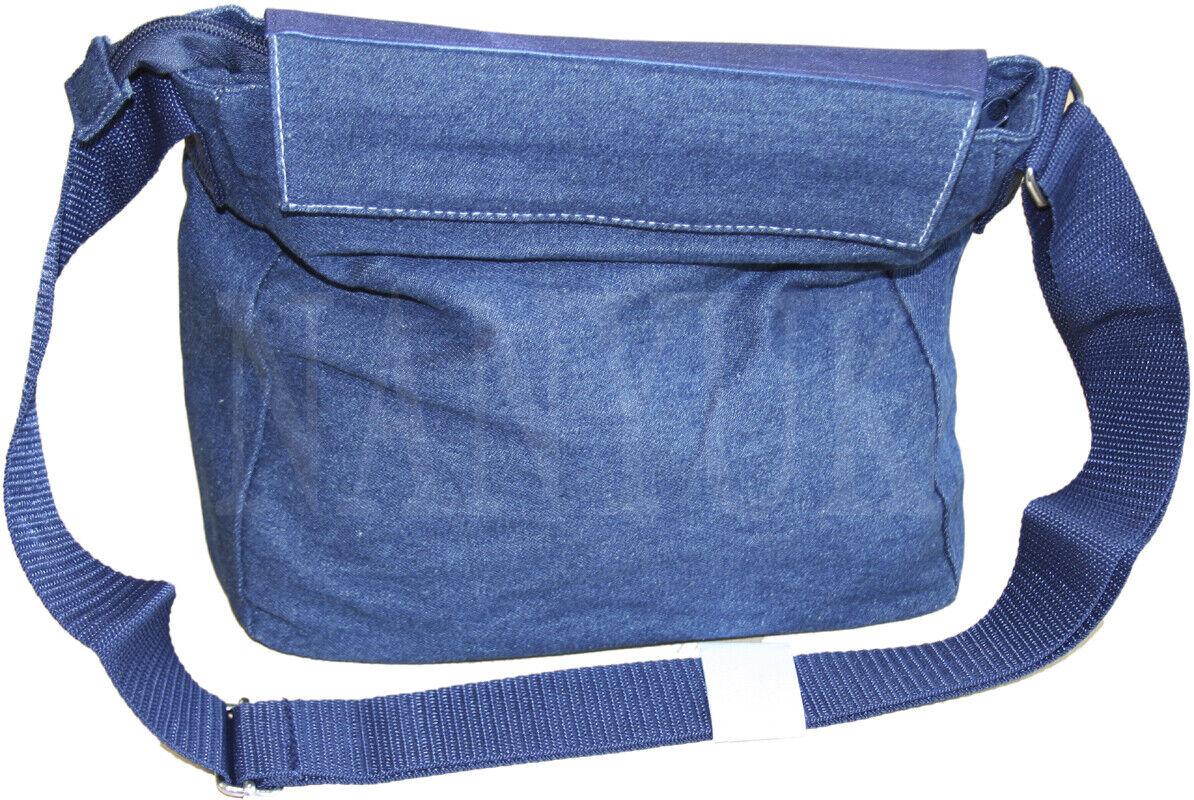 ZWERGPUDEL - SCHULTERTASCHE Tasche Umhängetasche JEANS Baumwolle - ZPU ZPU ZPU 04 | Tragen-wider  | Online einkaufen  | Adoptieren  16d29f