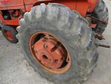 169 X 28 Titan 55 Tread Tractor Tire Allis Chalmers D17 Ac Spin Out Rim