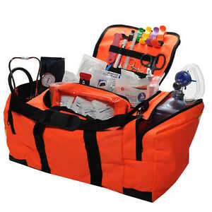 Details about First Responder Medical Kit Deluxe 200 Pieces of First Aid  Supplies