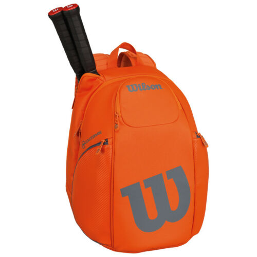 WILSON VANCOUVER BURN COUNTERVAIL 2018 BACKPACK ,TENNIS BAG ALSO PADEL