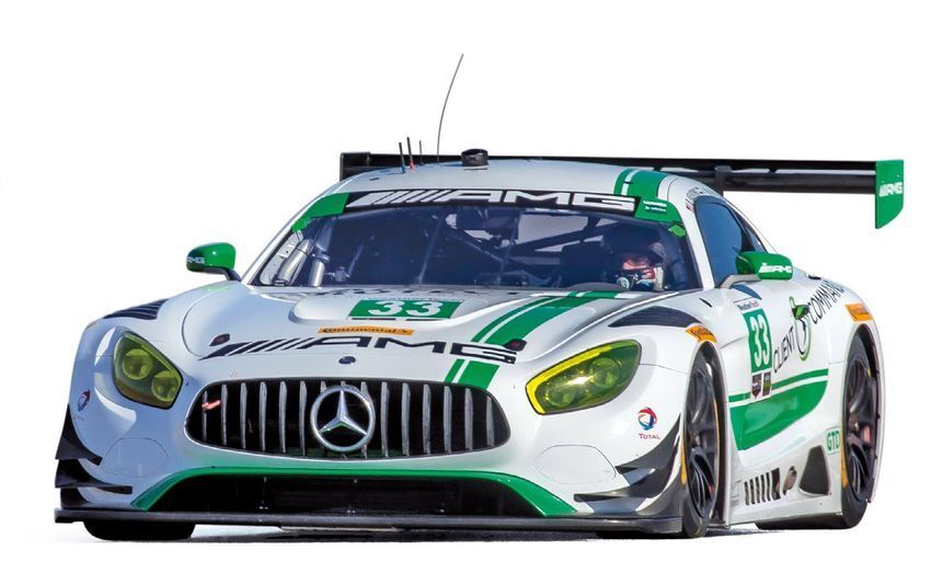 più economico Mercedes Amg Gt3 Gt3 Gt3 Daytona 2017 3rd Gt Daytona classe 1 18 modello NOREV  vendite calde
