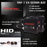 Infiniti G35 G37 Fx37 Fx45 Q45 M45 Xentec Xenon Hid Conversion Kit Headlight Fog