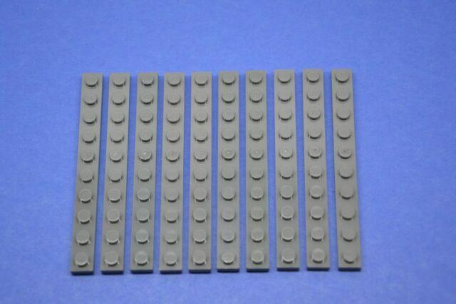LEGO 12 x Bogenstein neues dunkelgrau Dark Bluish Gray Brick Arch 1x6 92950