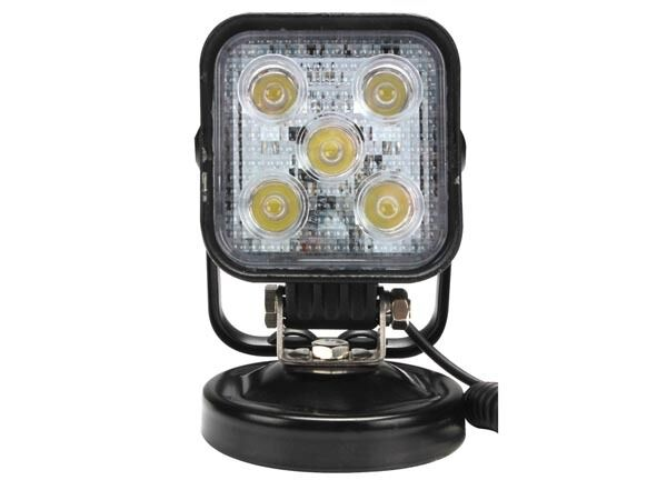 VELLEMAN LEDA251NW LED FLOODLIGHT WITH MAGNETIC BASE - 15 W - NEUTRAL WHITE