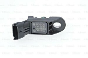 BOSCH Map Sensore Pressione Collettore Di Aspirazione Adatto a Fiat Alfa Romeo 500 1.3-2.4L 99 -