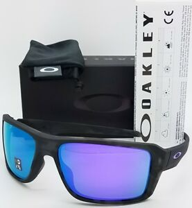 265ac278ba Image is loading NEW-Oakley-Double-Edge-sunglasses-Black-Tortoise-Violet-