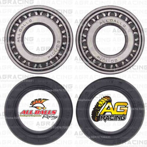 All Balls Front Wheel Bearing /& Seal Kit For Harley FXWG Wide Glide 1984