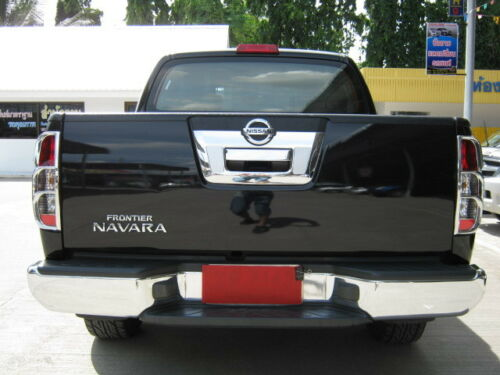 TAIL GATE HANDLE COVER FOR NISSAN FRONTIER NAVARA  D40