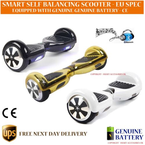Auto Electric Hover Scooter balance board 2 roues AIR Skate Board Bluetooth