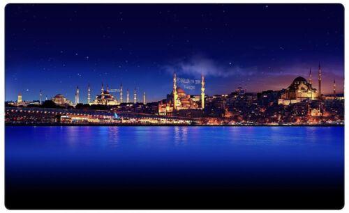 Istanbul Türkei Stadt City Wandtattoo Wandsticker Wandaufkleber R0035