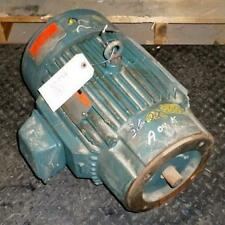 RELIANCE ELECTRIC FR. 213TY 3PH 460V 590/1775RPM 0.5/1.5HP MOTOR 6226873A G001KE