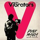 Punk Mania-Back To The Roots von The Vibrators (2014)