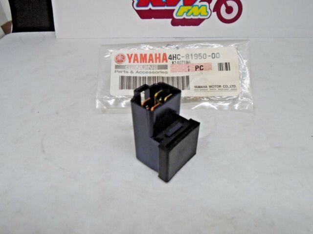 Yamaha T Max Mk 1 & 2, Fuel pump relay 4HC−81950−00 on