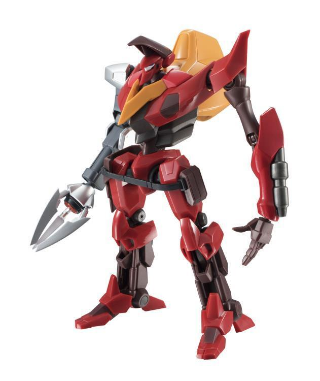 Robot Spirits  225 Code Geass Side KMF Guren Type-02 Repair Action Figure USA