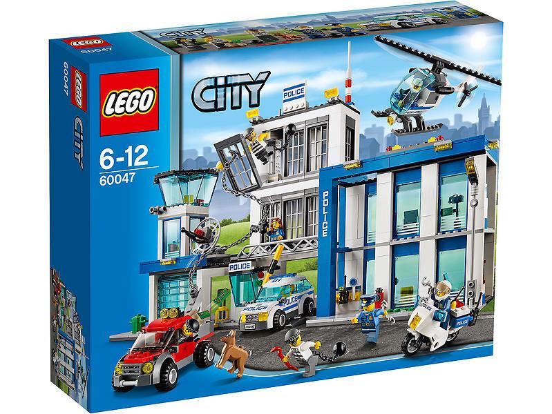 Lego città 60047 Stazione della  Polizia Fuori Produzione Raro Nuovo  prezzo all'ingrosso e qualità affidabile