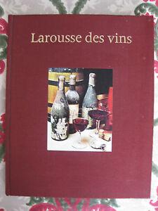 1970-Larousse-des-vins-Debuigue-illustre-vigne-vendange-histoire-du-vin-bon-etat