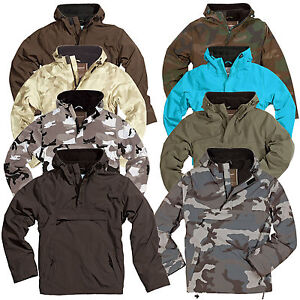 SURPLUS-RAW-WINDBREAKER-REGENJACKE-JACKE-Funktionsjacke-Outdoor-wasserabweisend