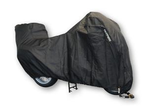 DS Covers Alfa Topcase Noir Taille XL 246x104x137/127cm
