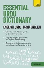 Essential Urdu Dictionary : English-Urdu Urdu-English by Timsal) Masud (2016,...
