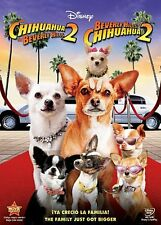 Beverly Hills Chihuahua 2 ( DVD; Spanish Edition ) FAST FREE SHIPPING
