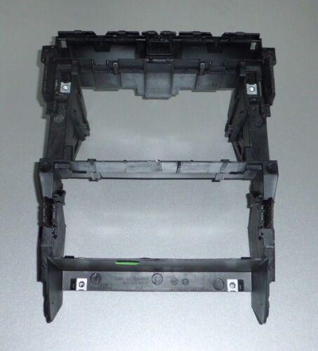 Original Audi A4 8E B6 B7 Doppel DIN Einbaurahmen Navi Radio Aufnahme 8E0858005F