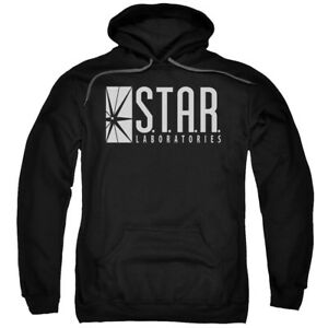 The-Flash-TV-Series-S-T-A-R-Labs-Pullover-Hooded-Sweatshirt-Hoodie-S-3XL