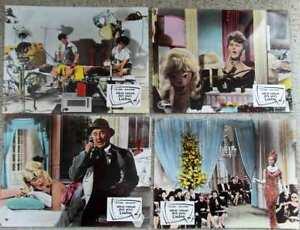 7-Aushangfotos-Eine-neue-Art-von-Liebe-Paul-Newman-Joanne-Woodward-coloriert