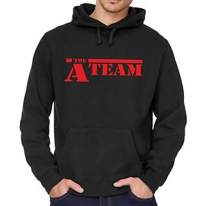 The-A-Team-ATeam-Retro-Kult-80s-80er-TV-Serie-Fan-Sweater-Kapuzenpullover-Hoodie