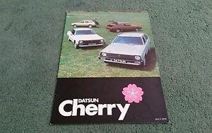 DATSUN-CHERRY-COUPE-HATCHBACK-ESTATE-May-1979-UK-BROCHURE-Carnell-Doncaster