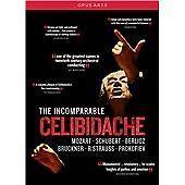 The Incomparable Celibidache DVD***NEW***