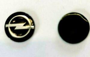 Emblem Logo Aufkleber für Schlüssel Opel Astra J Insignia Meriva B Corsa Mokka